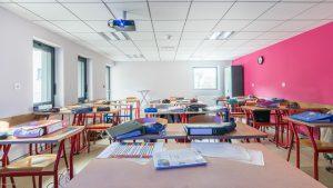 Salle de classe- MFR Le Belvédère-Pierre Brac-Sallanches