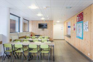 Restaurant scolaire-MFR Le Belvédère Sallanches-Pierre Brac