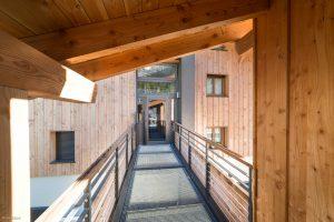 Appartement chalet Praz-sur-Arly- Passerelle-Pierre Brac