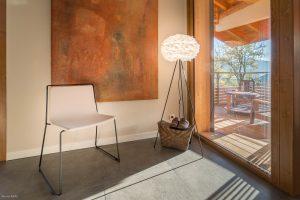 Appartement chalet Praz-sur-Arly- Décoration-Pierre Brac