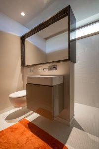 Elia Kuhn Photographe Tema-salle de bain chalet Saint-Gervais-les-Bains