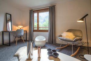 Elia Kuhn- appartement Le Bonhomme Les Contamines Montjoie-salon