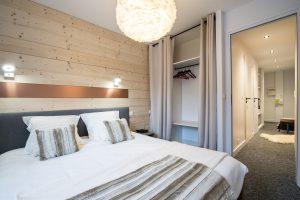 Elia Kuhn- appartement Le Bonhomme Les Contamines Montjoie-chambre