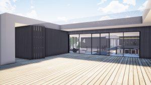 Image 3D-Bureaux Chavanod-Morgane Claudon TEMA-extérieur terrasse