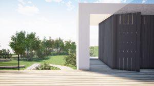 Image 3D-Bureaux Chavanod-Morgane Claudon TEMA-extérieur