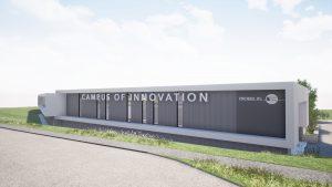 Image 3D-Bureaux Chavanod-Morgane Claudon TEMA-extérieur principal