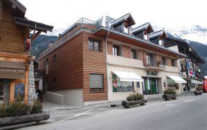6-Appartement réhabilitée Les Contamines-Montjoie Tema Architectes