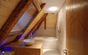 9-Appartement réhabilitée Les Contamines-Montjoie Tema Architectes