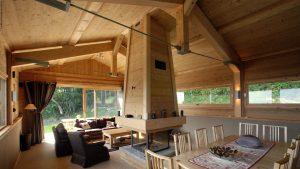 6-Chalet panoramique Salon Saint-Gervais les Bains - Tema Architectes