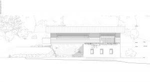 10-Perspective Chalet panoramique Saint-Gervais les Bains - Tema Architectes