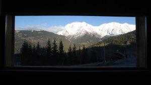 11-Vue Chalet panoramique Saint-Gervais les Bains - Tema Architectes