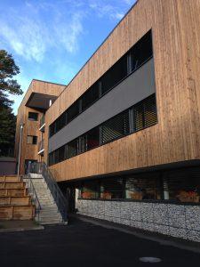 04-Extérieur MFR Le Belvédère Sallanches Tema Architectes