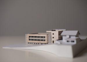 03-Maquette MFR Le Belvédère Sallanches Tema Architectes