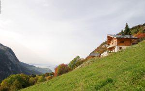 01-paysage Chalet Nancy-sur-Cluses Tema Architectes