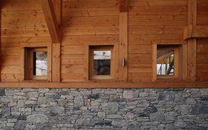 04-fenêtres extérieures Chalet Nancy-sur-Cluses Tema Architectes