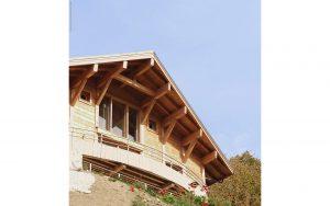 09-extérieur balcon Chalet Nancy-sur-Cluses Tema Architectes