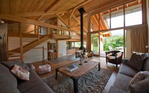 10-Salon Guest House Domancy Tema Architectes
