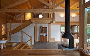 11-Salon Guest House Domancy Tema Architectes