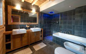 14-Salle de bain Guest House Domancy Tema Architectes