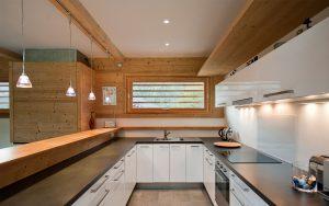 10-Cuisine Chalet Les Houches Tema Architectes