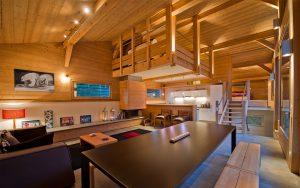 12-Vue salon Chalet Les Houches Tema Architectes