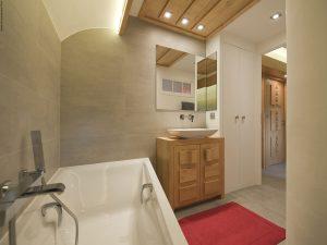08-Salle de bain Chalet Le Véry Henri-Jacques Le Même Megève Tema Architectes