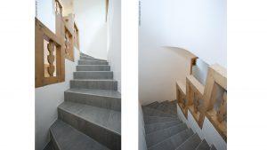 14-Escalier Chalet Le Véry Henri-Jacques Le Même Megève Tema Architectes