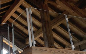 22-Rembarde Maison forte rénovée Passy Tema Architectes