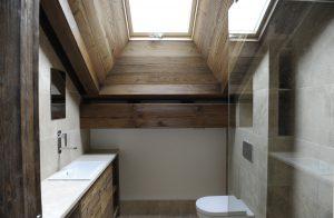12-Salle de bain Maison forte rénovée Passy Tema Architectes