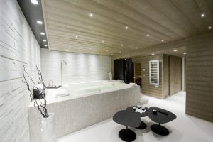 01-Jacuzzi Spa wellness Megève Tema Architectes