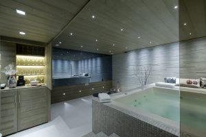 04-Mini-bar Spa wellness Megève Tema Architectes