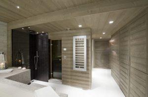 05-Sauna Spa wellness Megève Tema Architectes