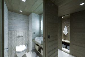 07-Sanitaires Spa wellness Megève Tema Architectes