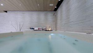 09-Eau bleue Spa wellness Megève Tema Architectes