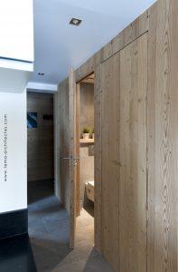 03-Porte ouverte Appartement Les Contamines-Montjoie - Tema Architectes