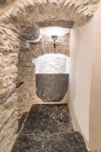 40-Demi-niveau Maison forte rénovée Passy Tema Architectes