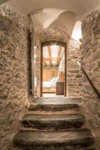 41-Escaliers Maison forte rénovée Passy Tema Architectes
