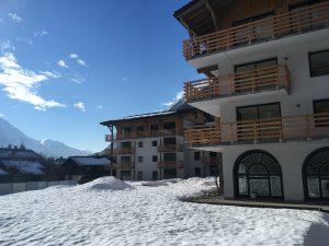 04-Chantier hiver Resort La Cordée Chamonix Mont-Blanc Tema Architectes