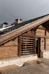 126-Extérieur jour Chalet Saint-Nicolas de Véroce-Tema Architectes-Sabine Serrad Photographe